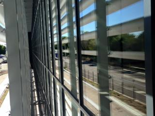 Nettoyage extérieur du bardage et des vitres en façade