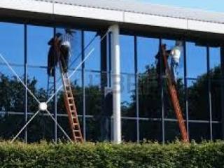 Nettoyage de vitres des entreprises