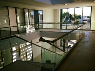 Remise en état de vitres pour bureau et hangar à Aix en Provence (13)