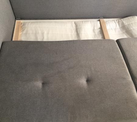 Shampouinage de coussin / nettoyage de canapé à Marseille (vidéo)