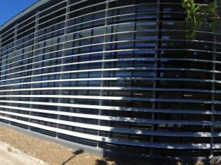 Nettoyage de bardage façade à Luynes