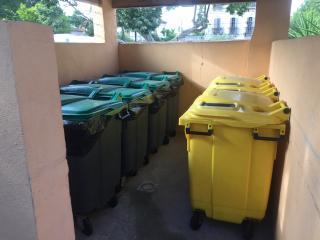 Désinfection de local poubelle et gestion du local d'ordures pour copropriétés à Marseille